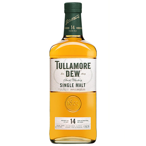 Tullamore Dew 14yo Irish Single Malt Whiskey