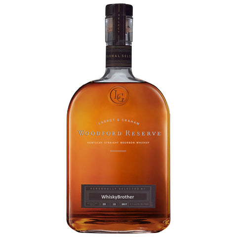 Woodford Reserve WhiskyBrother Personal Selection Bourbon