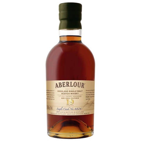 Aberlour 19yo Single Cask LMDW Speyside Malt Scotch Whisky