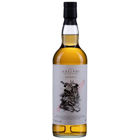 Adelphi Private Stock Blended Scotch Whisky