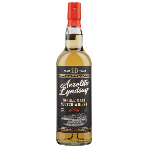 Aerolite Lyndsay 10yo Islay Single Malt Scotch Whisky