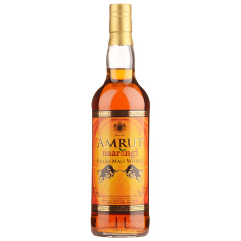 Amrut Naarangi Indian Single Malt Whisky