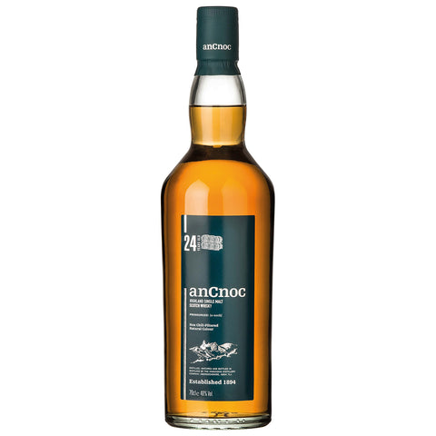 anCnoc 24yo Speyside Single Malt Scotch Whisky