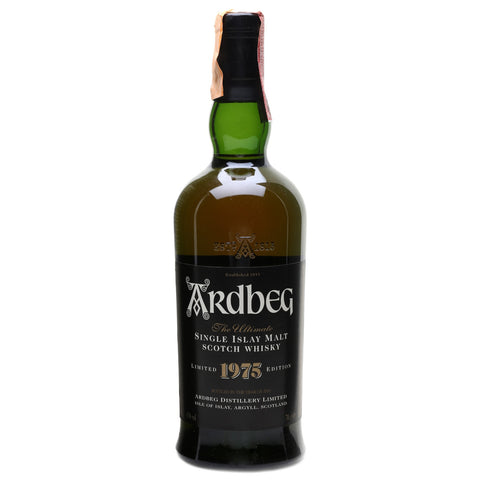 Ardbeg 1975 Single Malt Scotch Whisky
