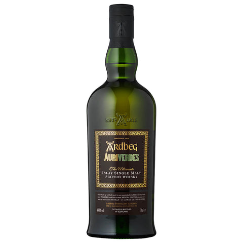 Ardbeg Auriverdes Islay Single Malt Scotch Whisky