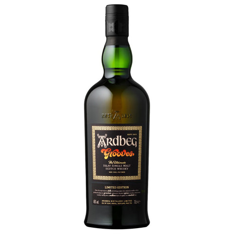Ardbeg Grooves Islay Single Malt Scotch Whisky