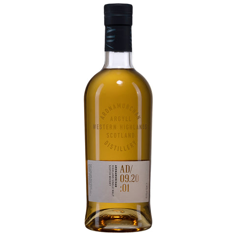 Ardnamurchan Inaugural Release Single Malt Scotch Whisky