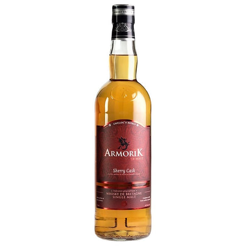 Armorik Sherry Finish French Single Malt Whisky