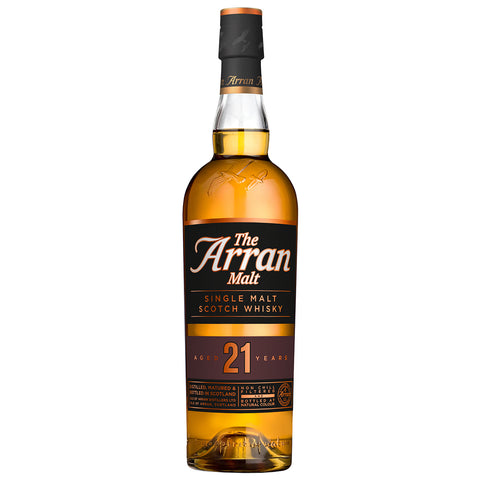 Arran 21yo Single Malt Scotch Whisky