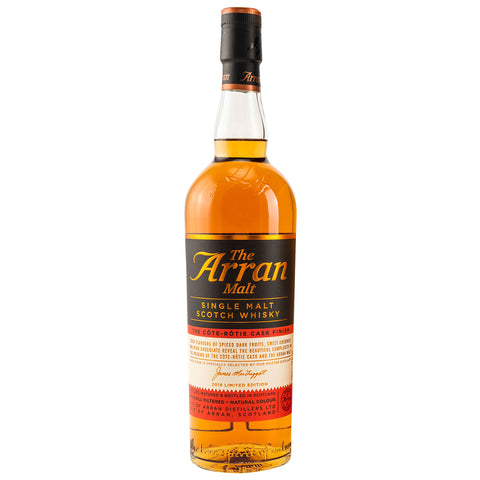 Arran Cote Rotie Finish Single Malt Scotch Whisky