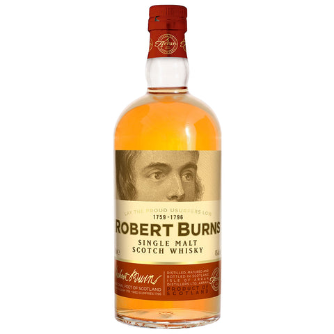 Arran Robert Burns Islands Single Malt Scotch Whisky