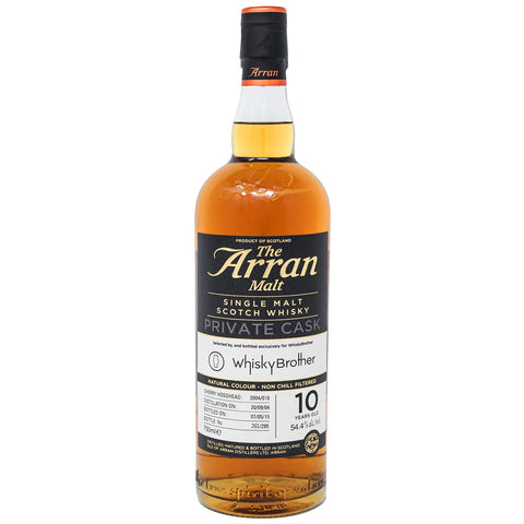 Arran WhiskyBrother Single Cask Islands Scotch Single Malt Whisky