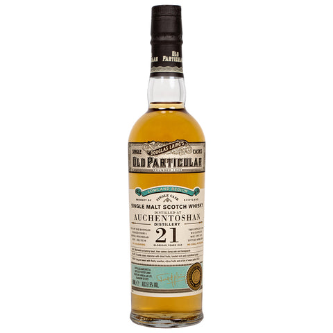 Auchentoshan 21yo Old Particular Single Malt Scotch Whisky