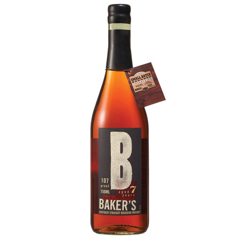 Baker's 7yo Straight Kentucky Bourbon American Whiskey