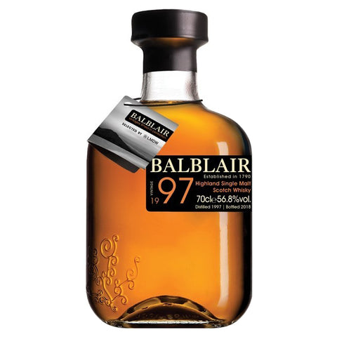 Balblair 1997 LMDW Highlands Single Malt Scotch Whisky