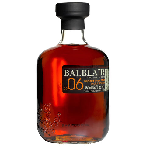 Balblair 2006 WhiskyBrother Scotch Single Malt Whisky