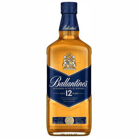 Ballantine's 12yo Scotch Blended Whisky