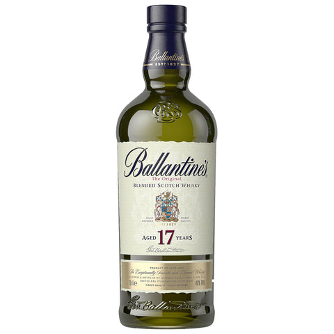 Ballantine's 17yo Blended Scotch Whisky