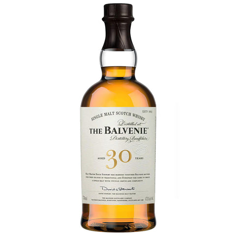 Balvenie 30yo Speyside Single Malt Scotch Whisky