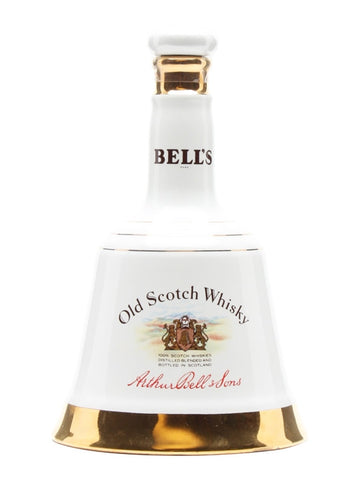 Bells Decanter 25th Anniversary United Distillers Broxburn