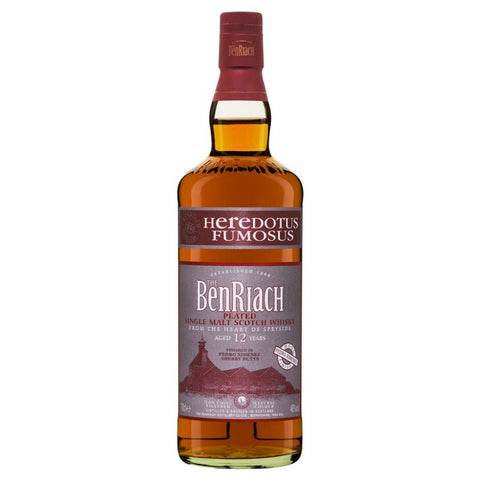 Benriach 12 Year Old Heredotus