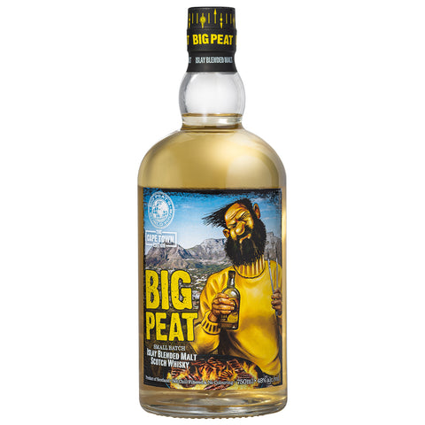 Big Peat Cape Town Edition Islay Blended Malt Scotch Whisky