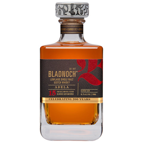 Bladnoch Adela 15yo Lowland Single Malt Scotch Whisky