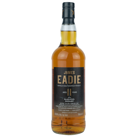 Blair Athol 11yo James Eadie Highland Single Malt Scotch Whisky