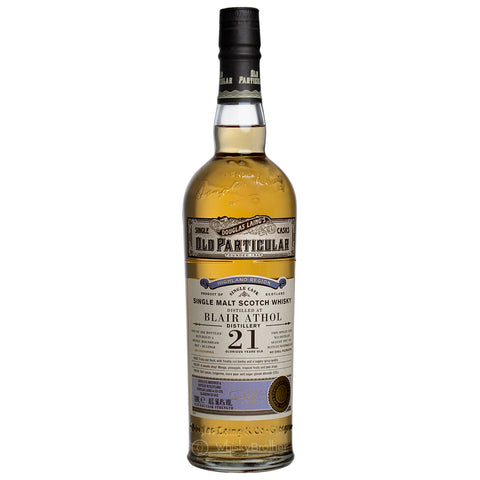 Blair Athol 21 Year Old Old Particular Single Malt Scotch Whisky