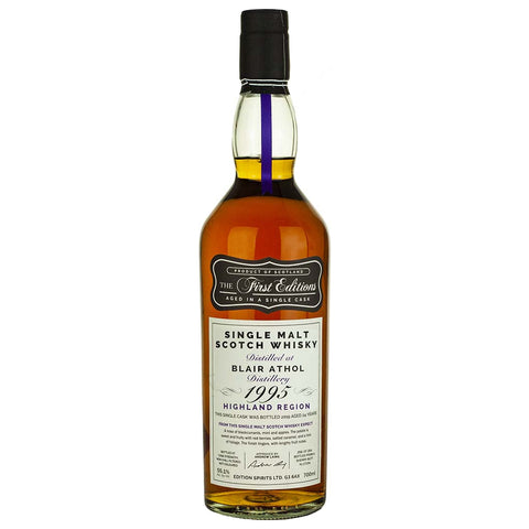 Blair Athol 24yo First Editions Single Malt Scotch Whisky