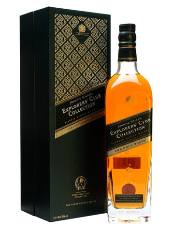 Johnnie Walker Gold Route