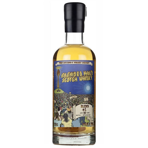 Blended Malt #1 23yo Boutique-y Scotch Whisky