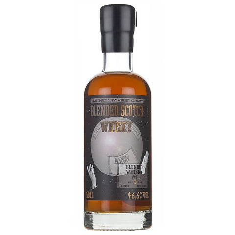 Blended Whisky #1 35yo Boutique-y Blended Scotch Whisky