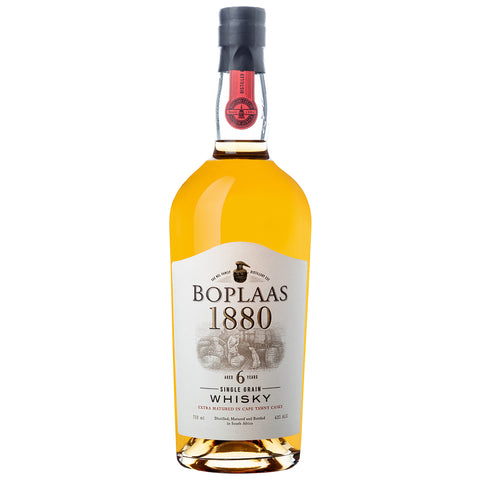 Boplaas 6yo Tawny Port Finish South African Single Grain Whisky