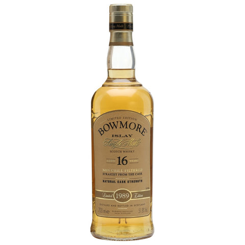 Bowmore 16yo 1989 Islay Single Malt Scotch Whisky