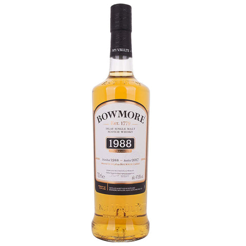 Bowmore 1988 Vintage Edition Islay Single Malt Scotch Whisky