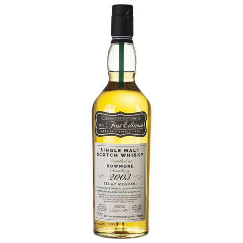 Bowmore 16 Year Old First Editions
