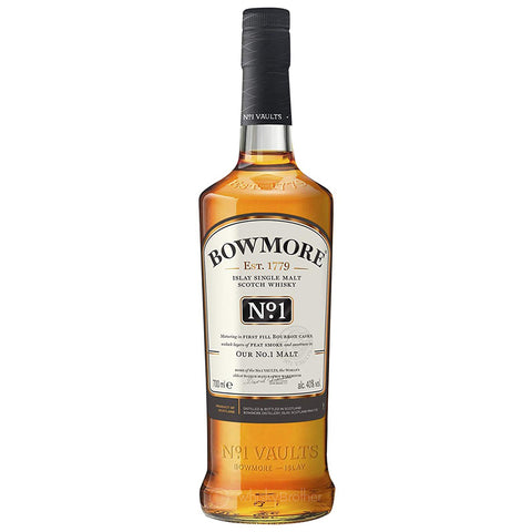Bowomore No. 1 Islay Single Malt Scotch Whisky