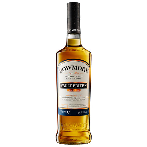 Bowmore Vault Edition First Release Islay Single Malt Scotch Whisky