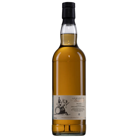 Breath of the Isles 13yo Adelphi Single Malt Scotch Whisky