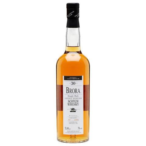 Brora 30yo Highlands Single Malt Scotch Whisky