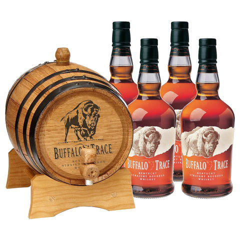Buffalo Trace Barrel Pack