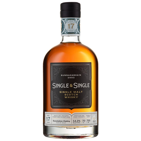 Bunnahabhain 17yo Single & Single Islay Scotch Single Malt Whisky