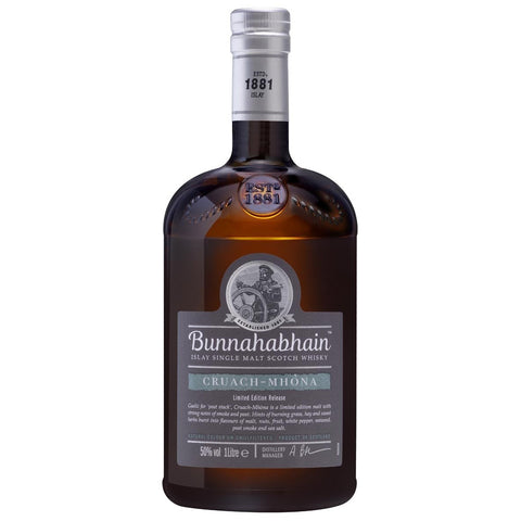 Bunnahabhain Cruach Mhona Islay Single Malt Scotch Whisky