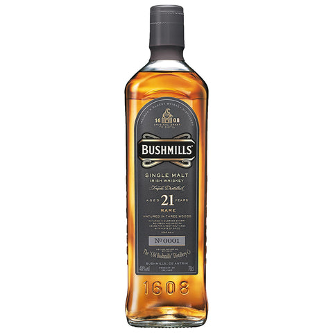 Bushmills 21yo Single Malt Irish Whiskey