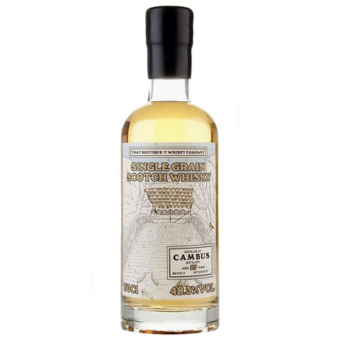 Cambus 29yo Batch 7 Boutiquey Single Grain Scotch Whisky