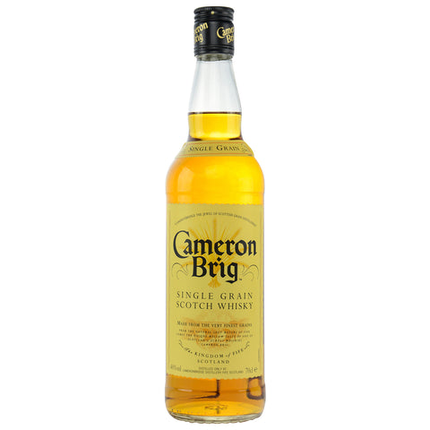 Cameron Brig Lowlands Single Grain Scotch Whisky