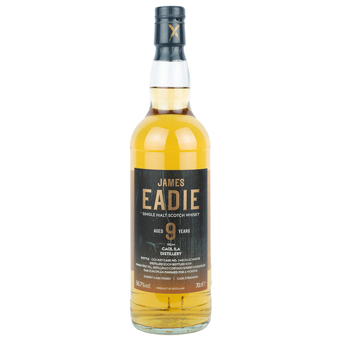 Caol Ila 9yo James Eadie Islay Scotch Single Malt Whisky