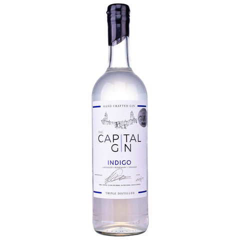 Capital Gin Indigo