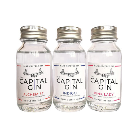 Capital Gin Tasting Set